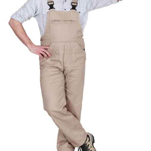 Answer OVERALLS