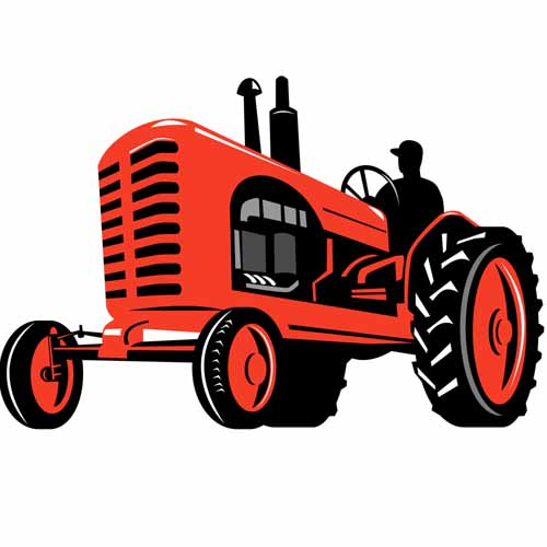 Answer TRACTOR