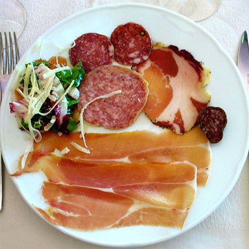 Answer ANTIPASTO