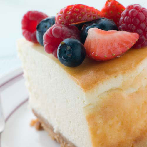 Answer CHEESECAKE