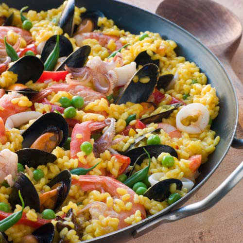 Answer PAELLA