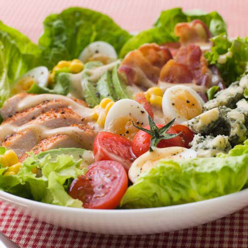 Answer COBB SALAD