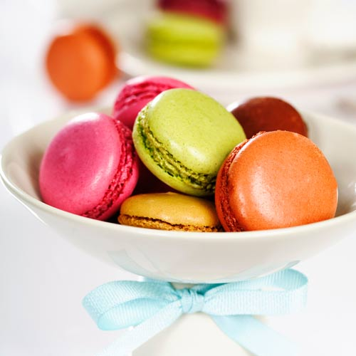 Answer MACAROONS