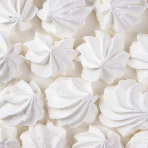 Answer MERINGUES
