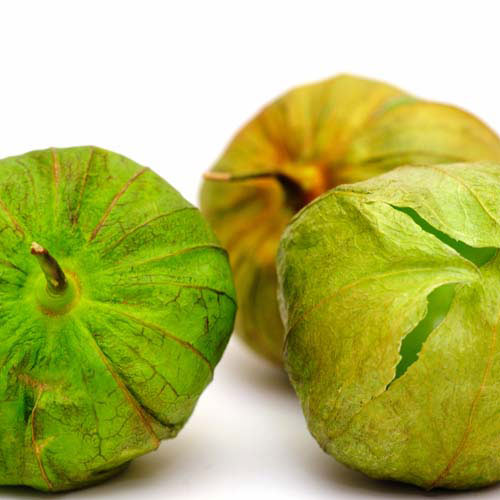 Answer TOMATILLOS