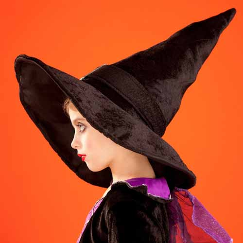 Answer WITCH HAT