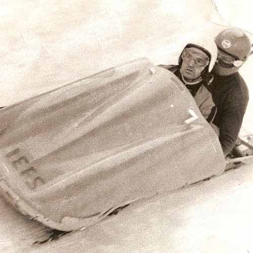 Answer BOBSLED