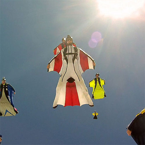 Answer WINGSUIT