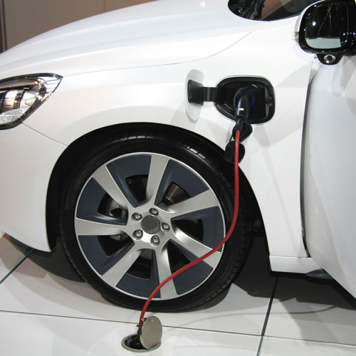 Answer ELECTRIC CAR