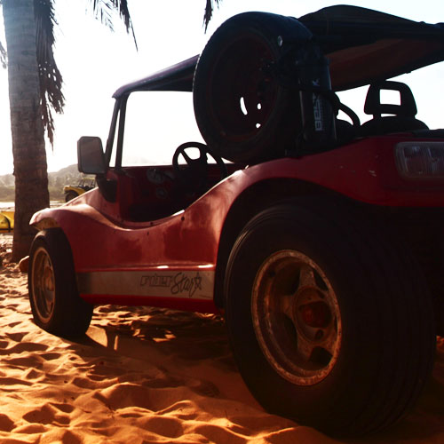 Answer DUNE BUGGY
