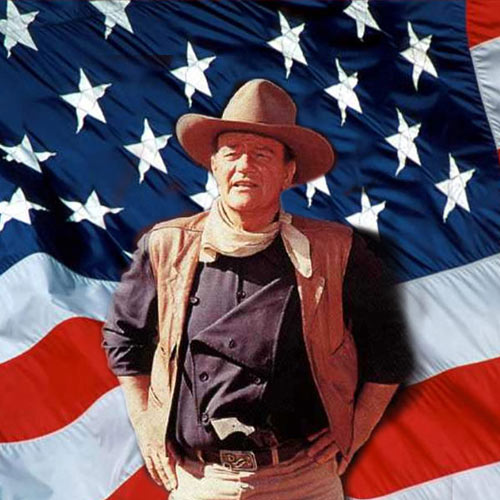Answer JOHN WAYNE