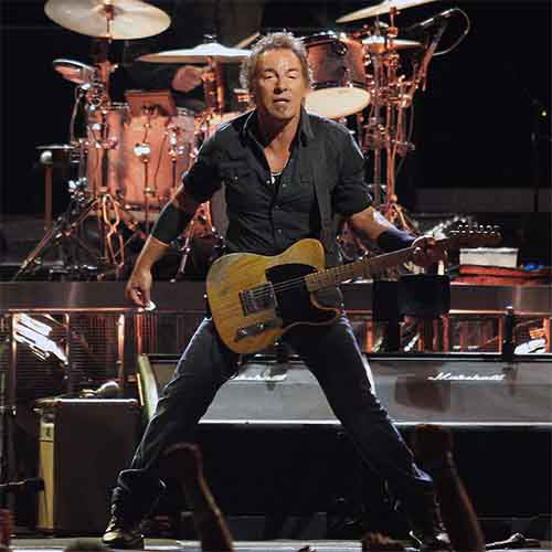 Answer SPRINGSTEEN