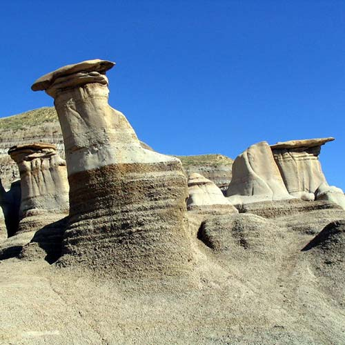 Answer HOODOOS