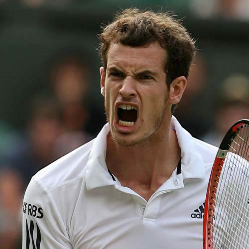 Answer ANDY MURRAY