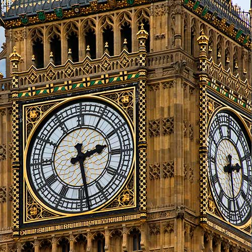 Answer BIG BEN