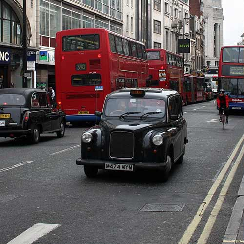 Answer BLACK CAB