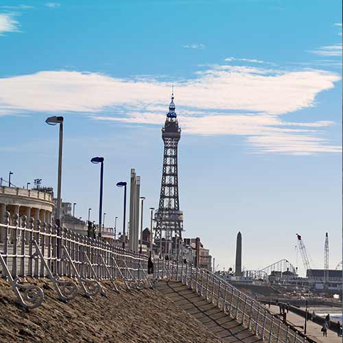 Answer BLACKPOOL TOWER