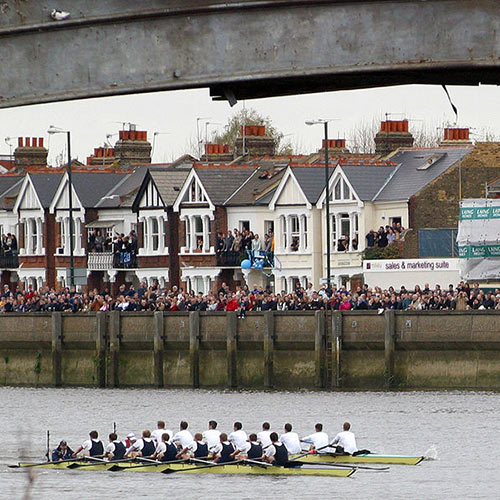 Answer BOAT RACE