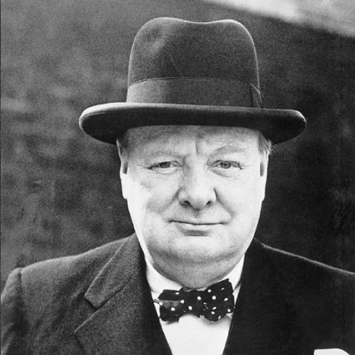 Answer CHURCHILL