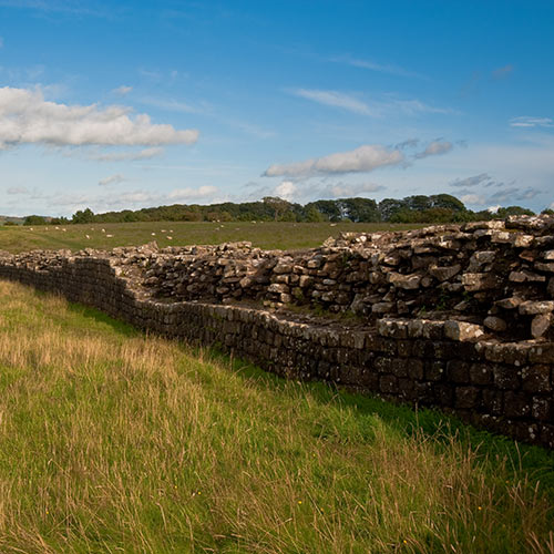 Answer HADRIANS WALL