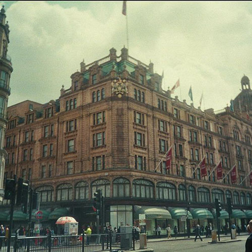 Answer HARRODS