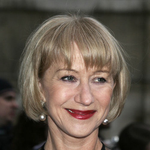 Answer HELEN MIRREN