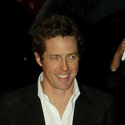Answer HUGH GRANT