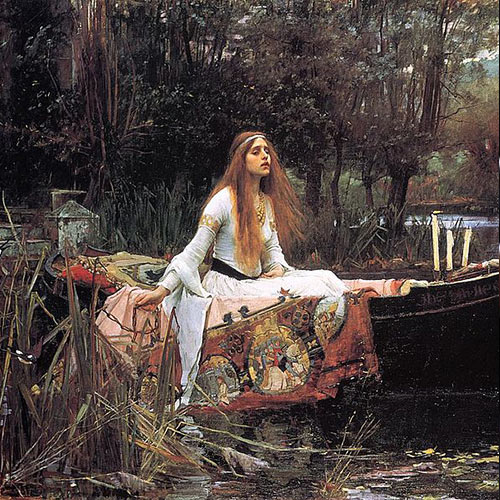 Answer LADY OF SHALOTT