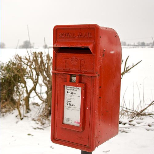 Answer POST BOX