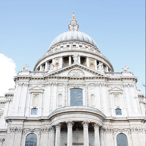 Answer ST PAULS