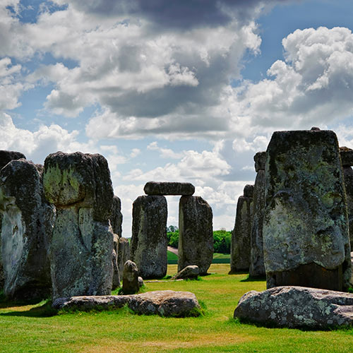 Answer STONEHENGE