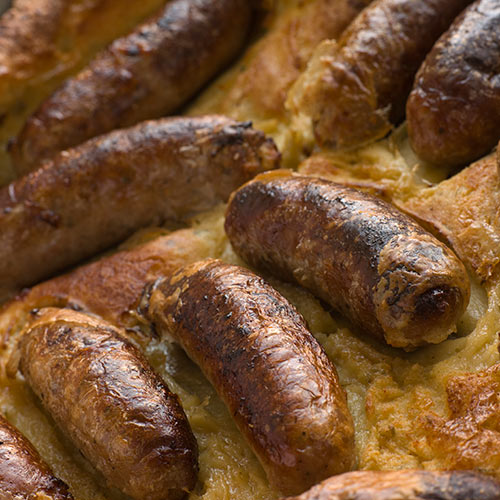 Answer TOAD IN THE HOLE