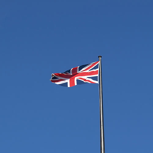 Answer UNION JACK