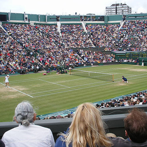 Answer WIMBLEDON
