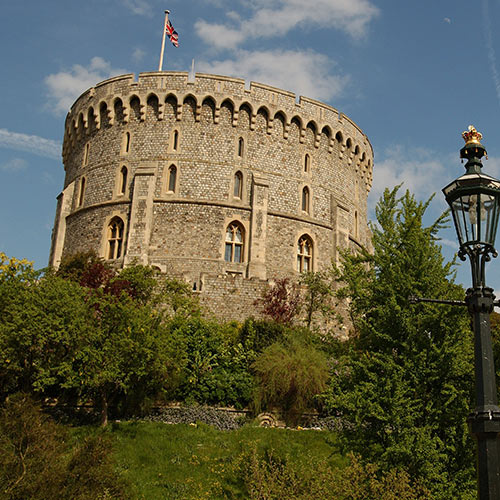 Answer WINDSOR CASTLE