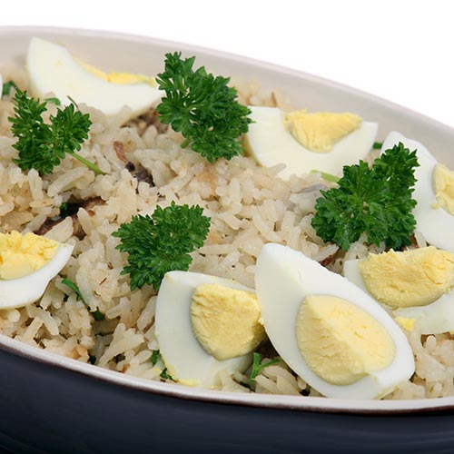 Answer KEDGEREE