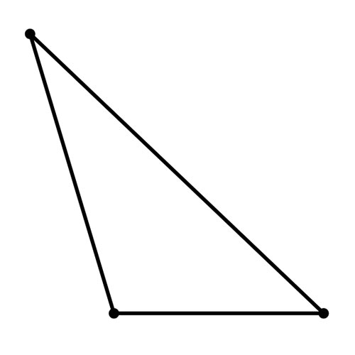 Answer OBTUSE TRIANGLE