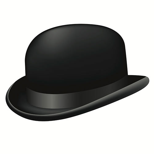 Answer BOWLER HAT