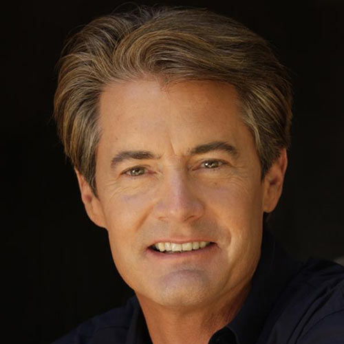 Answer KYLE MACLACHLAN