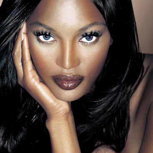 Answer NAOMI CAMPBELL
