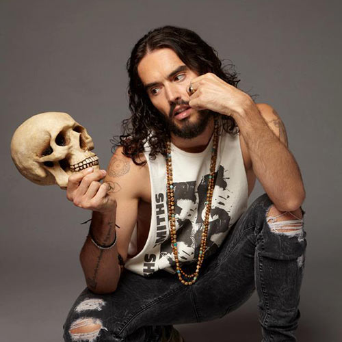 Answer RUSSELL BRAND