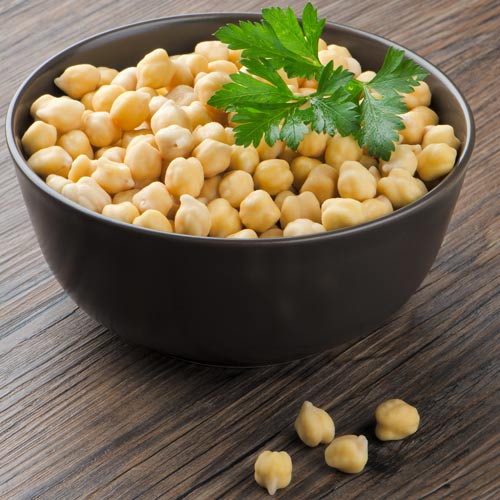 Answer CHICK PEAS