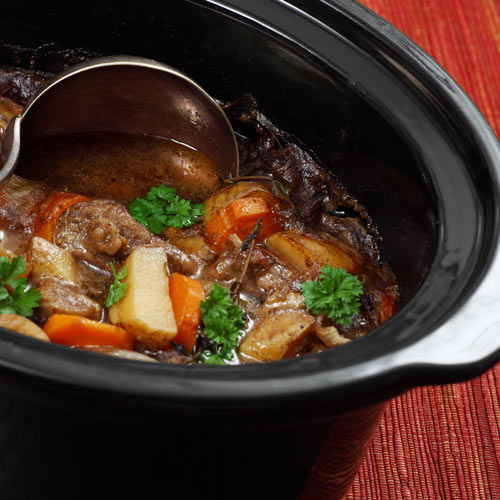 Answer SLOW COOKER