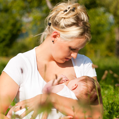Answer BREASTFEED