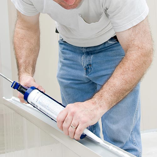 Answer CAULKING