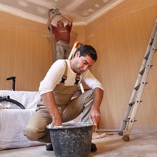 Answer PLASTERING