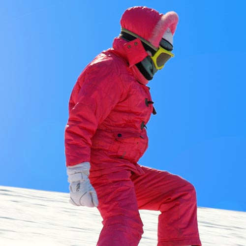 Answer SKI SUIT