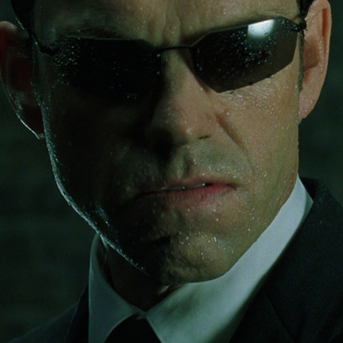 Answer AGENT SMITH