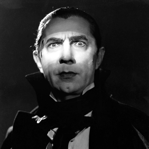 Answer COUNT DRACULA