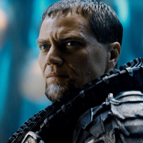Answer GENERAL ZOD